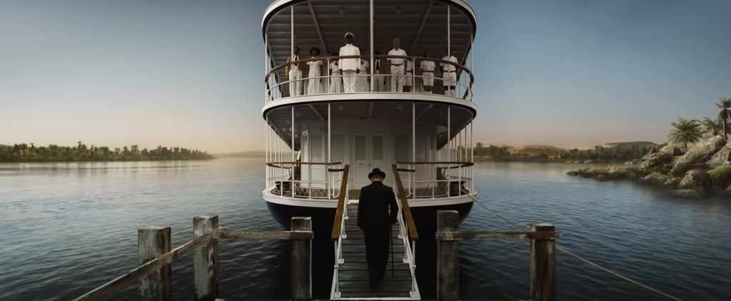 Watch the Death on the Nile Trailer