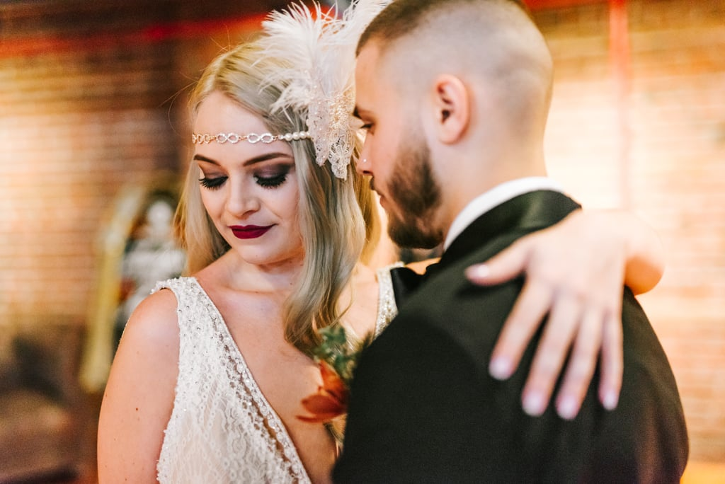 Great Gatsby-Themed Wedding