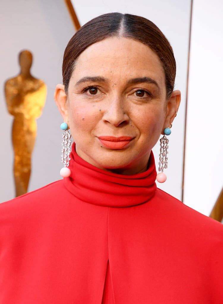 Maya Rudolph at the Oscars 2018