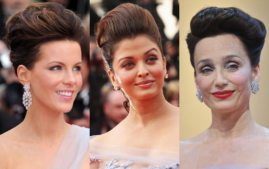 Cannes Trend Alert! High Volume Updos