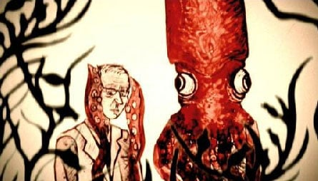 """A Musical Interlude: Animated Video for Andrew Bird's """"Lull"""""""