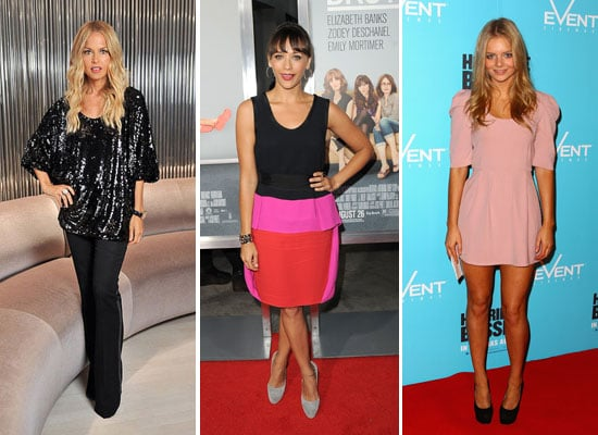 Pictures of This Week's Top Ten Best Dressed Celebrities, Including Rachel Zoe, Pippa Middleton, Ashley Tisdale