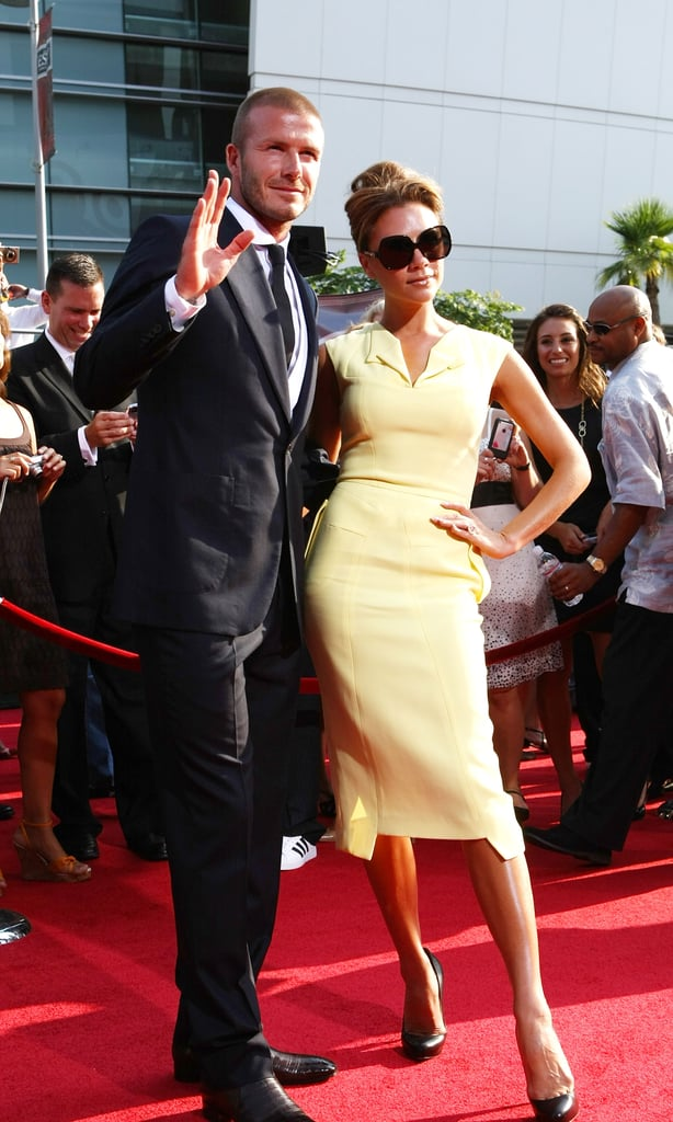 On the Red Carpet With David