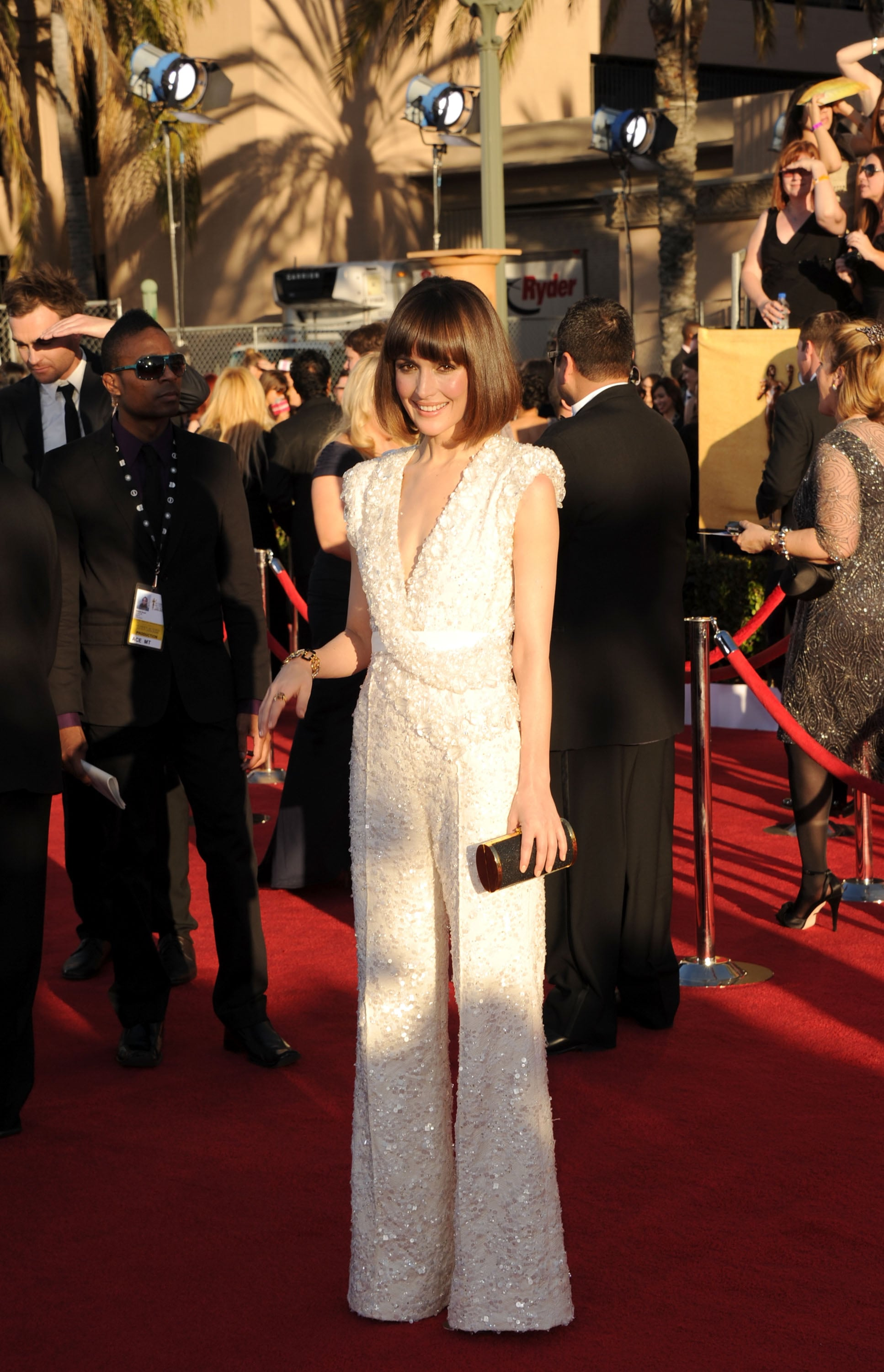 Rose Byrne at the SAG Awards