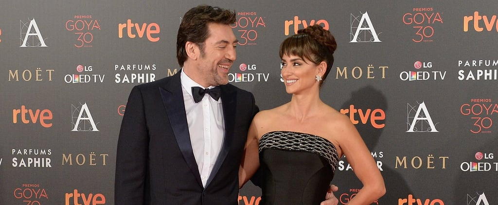 Penelope Cruz and Javier Bardem Pictures Together