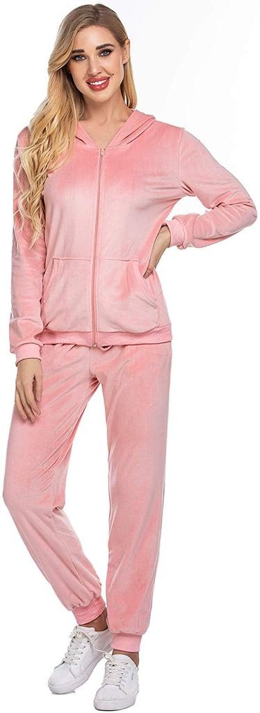 Hotouch Sweatsuit Set