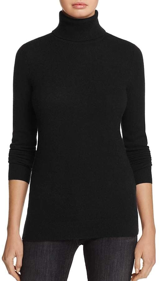 C by Bloomingdale's Cashmere Turtleneck Sweater ($59, originally $158)