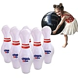 Giggle and Go Inflatable Bowling Pins