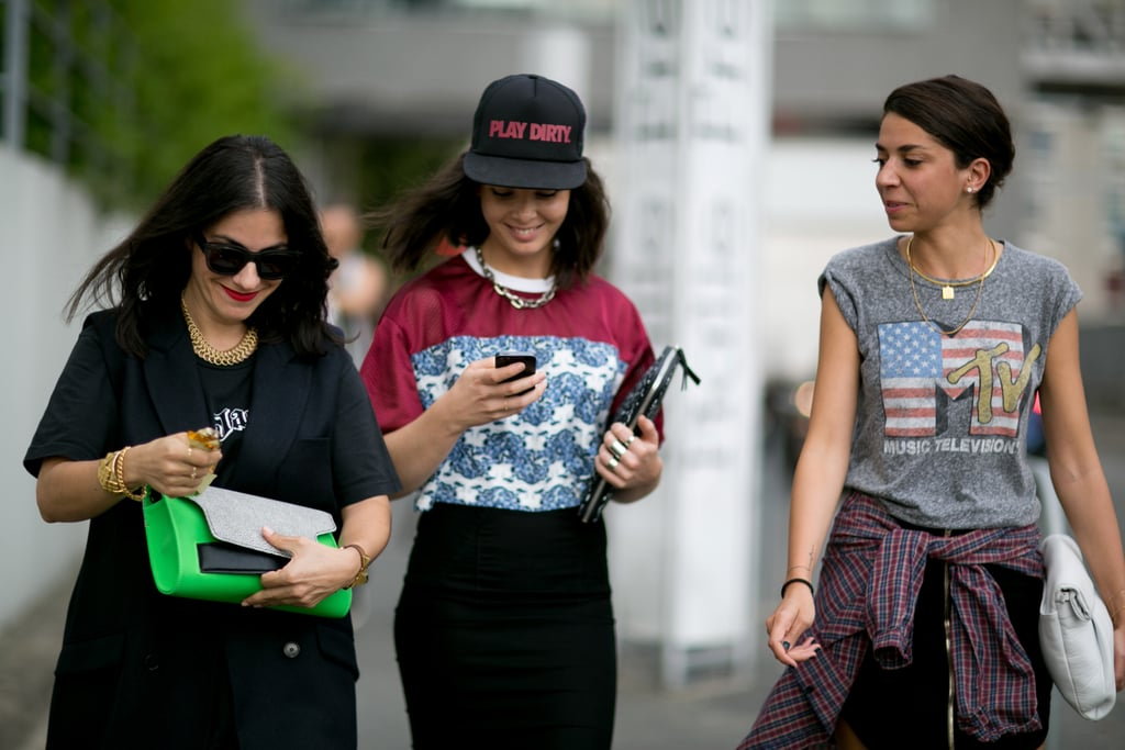 Three ways to do street cool.
