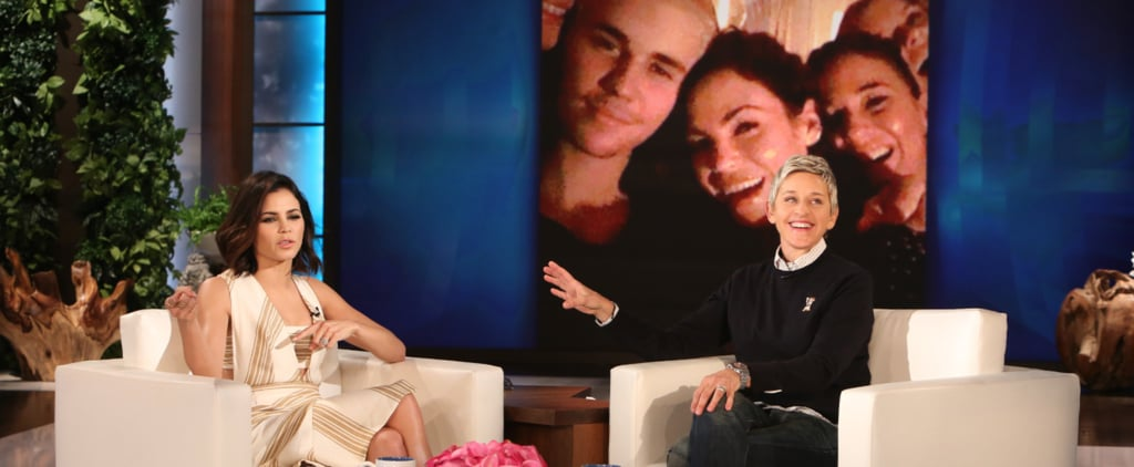 Jenna Dewan Tatum on The Ellen DeGeneres Show February 2016