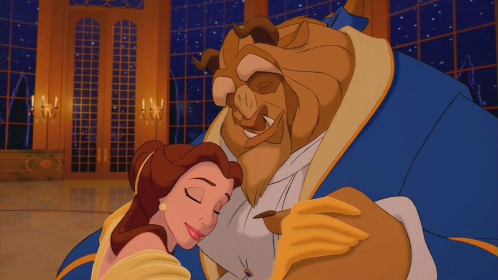 أمراء ديزني يعبرون عن حبهم