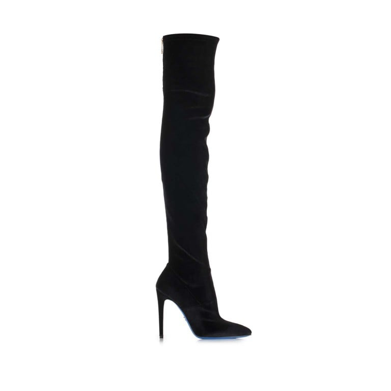 Yara's Boots in Black