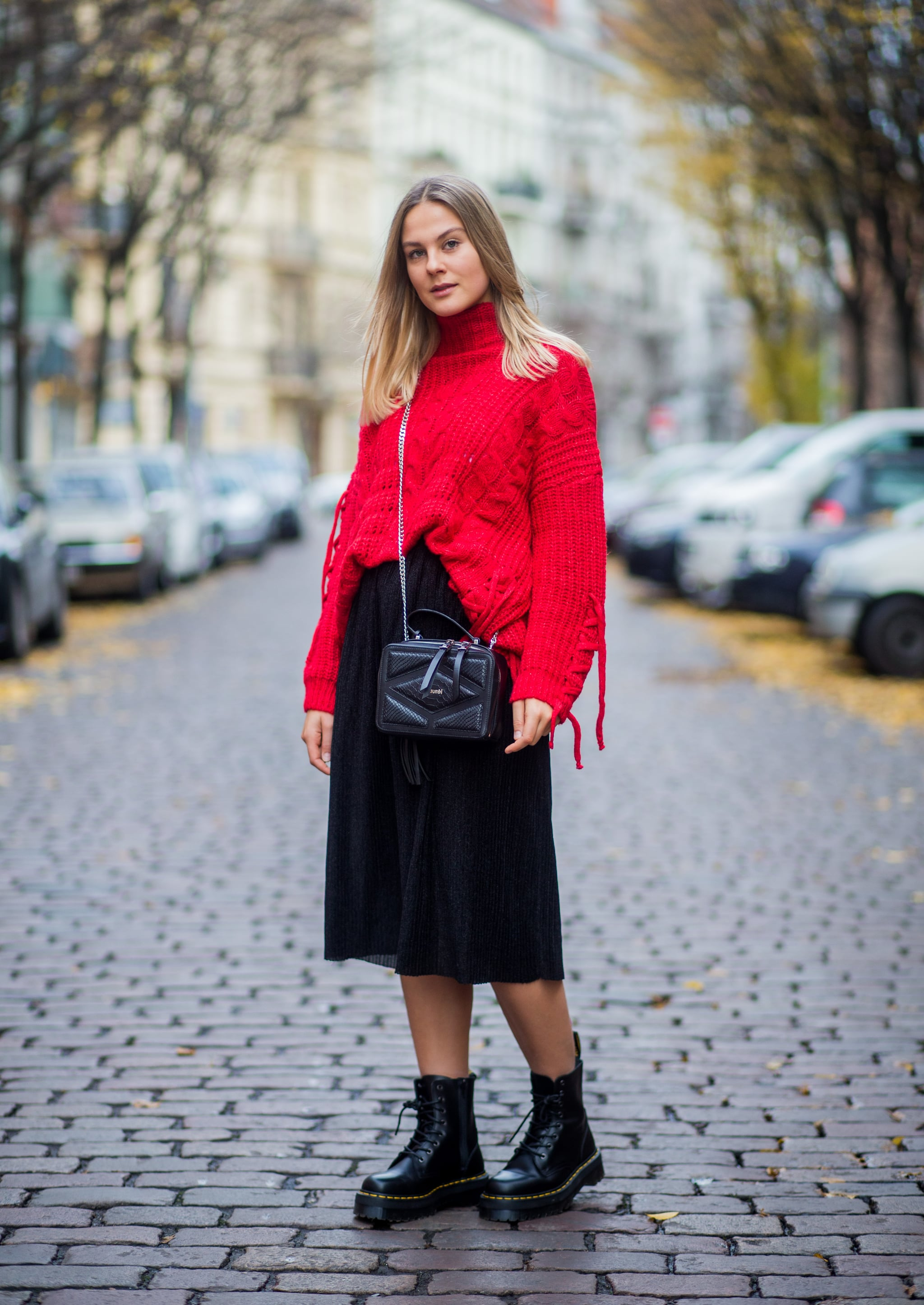How to Wear Doc Martens | POPSUGAR Fashion