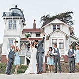 Coastal California Wedding