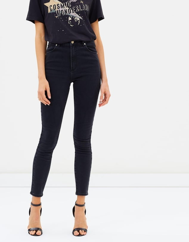 Abrand Skinny High Ankle Basher Shoes ($74.95, originally $99.95)