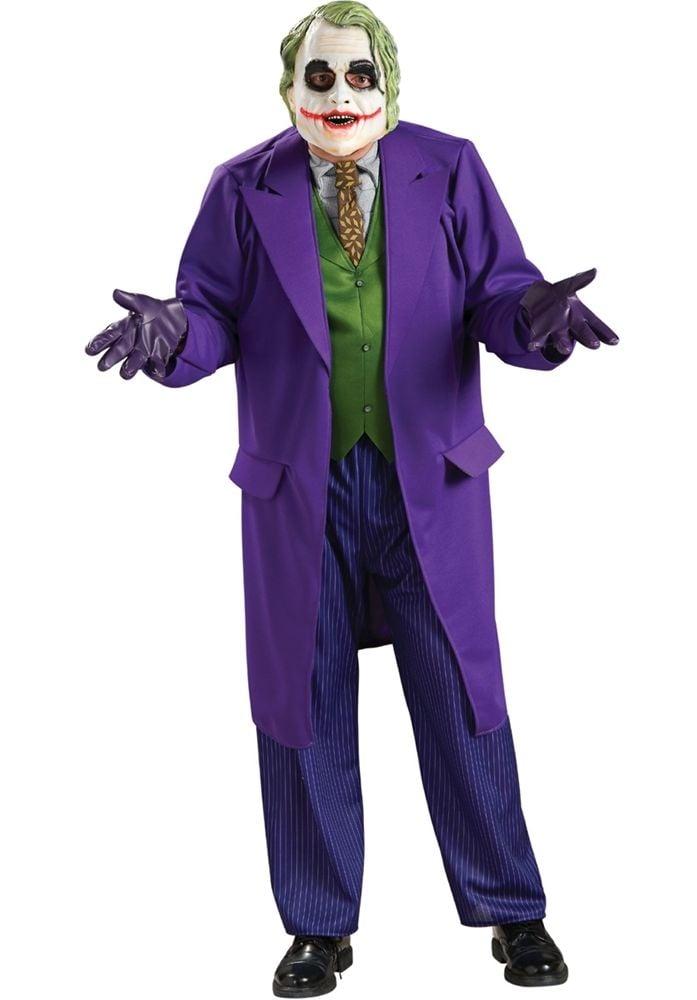 Dark Knight Joker Costume ($41)