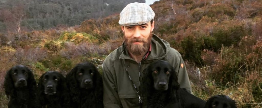 James Middleton Instagram Pictures