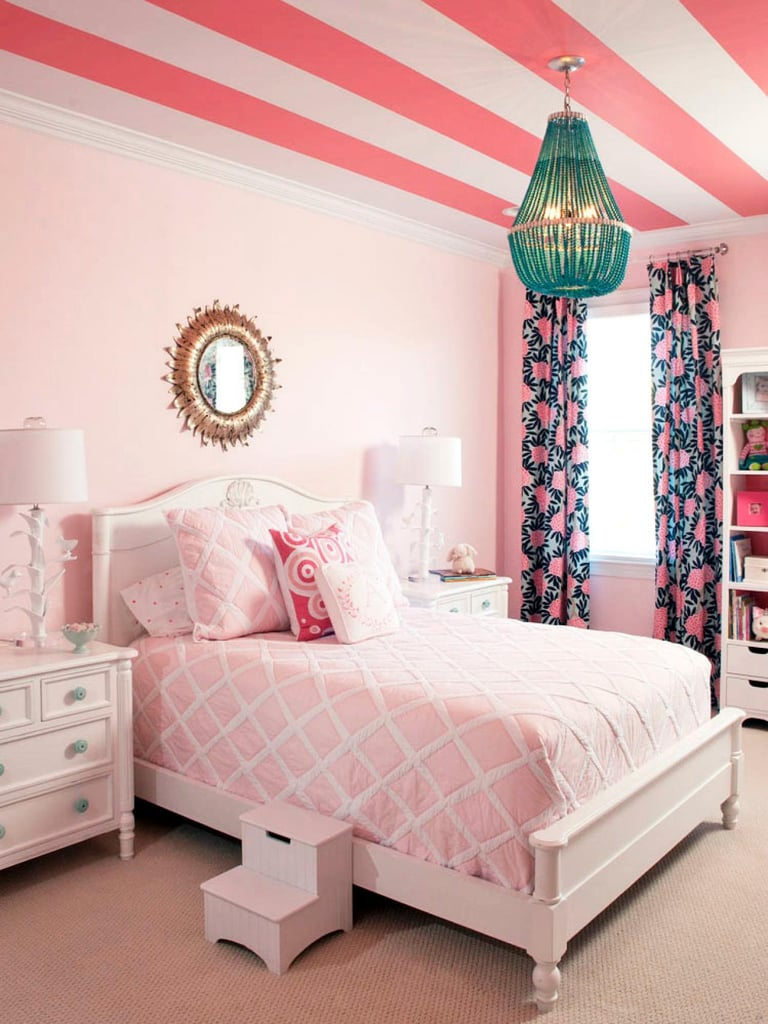 Touch Of Pink By Benjamin Moore Mood Boosting Paint: makeup room paint colors