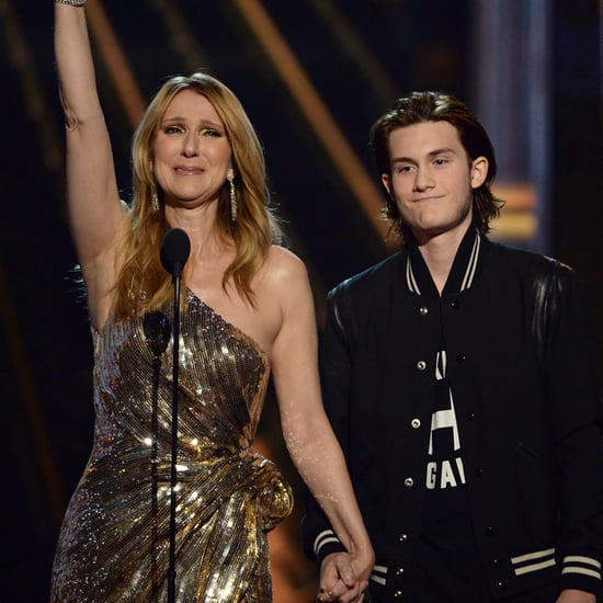 """Celine Dion Opens Up About the Death of Her Husband: """"I Feel at Peace"""" 8/18/165/20/16POPSUGARCelebrityCeline DionCeline Dion Opens Up About Death of Husband in PeopleCeline Dion Opens Up About the Death of Her Husband: """"I Feel at Peace"""" May 20, 2016 by Quinn Keaney104 Shares Celine Dion lost her husband of 22 years, René Angélil, to throat cancer in January, and in a recent interview with People, the Grammy Award-winning singer is opening up about her loss. """"You know what, I"""