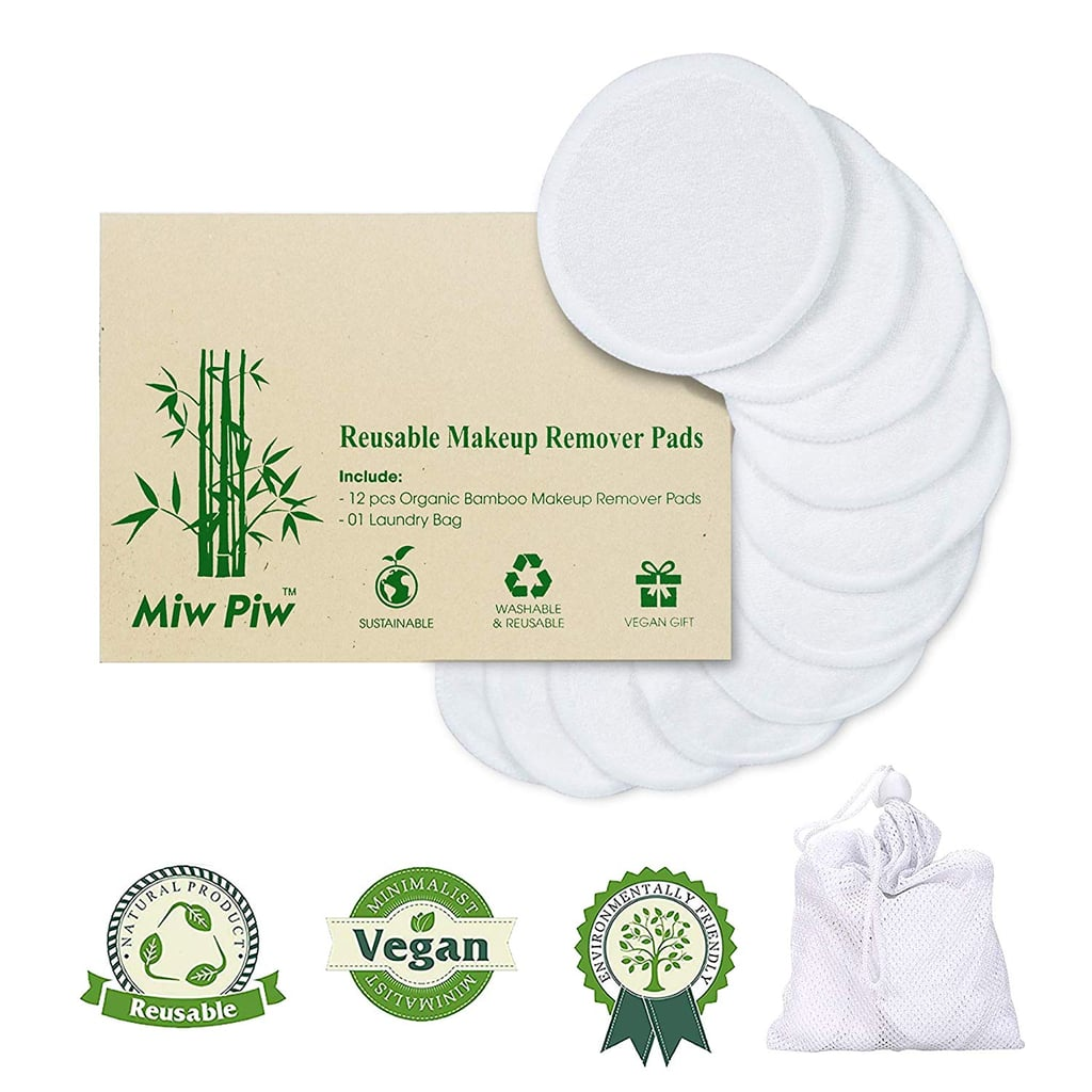 Sustainable Cotton Pads: Reusable Pads