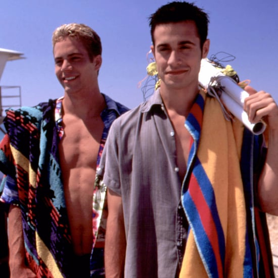 Freddie Prinze Jr. Talks About Paul Walker in She's All That