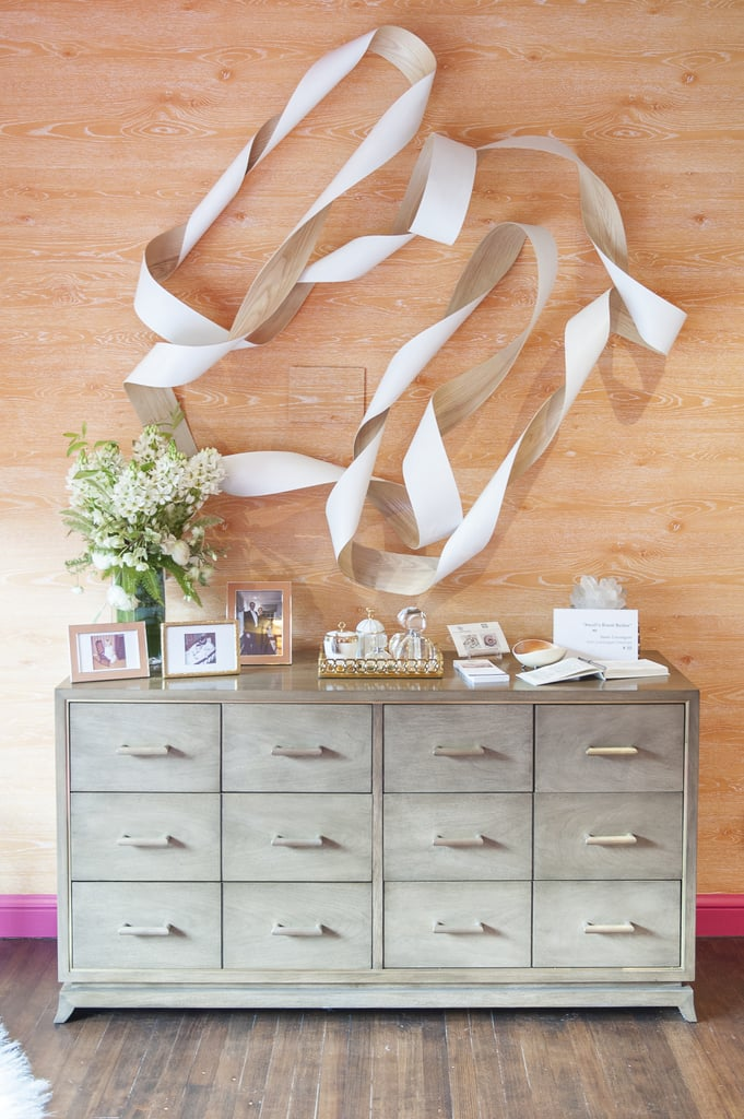 Conceal With Wallpaper