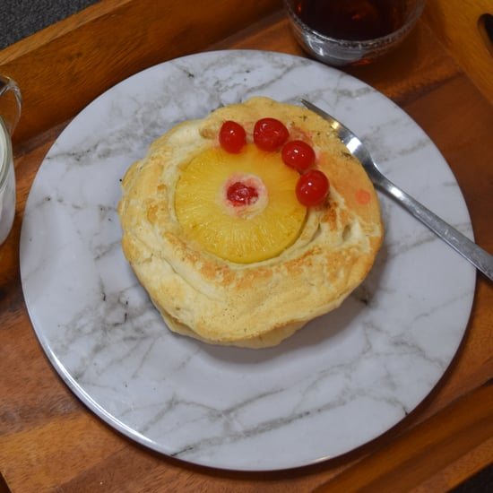 Pineapple Upside Down Pancakes Recipe