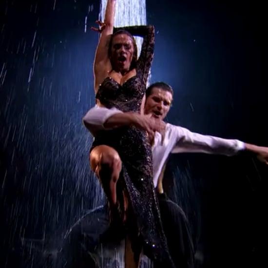 Jana Kramer Dancing to Selena Gomez on DWTS