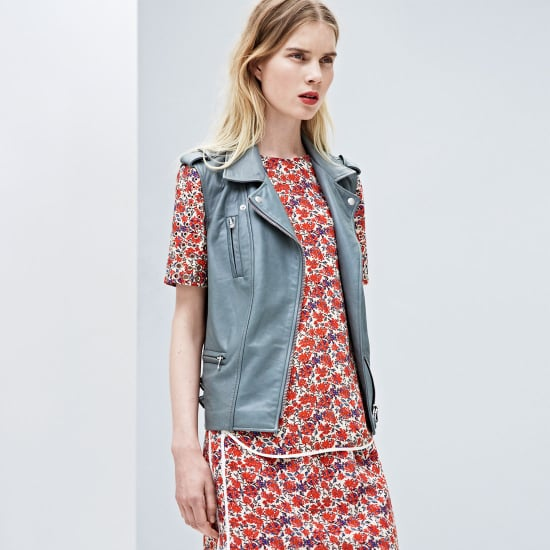 Off-duty Cool from the Rebecca Taylor Resort 2014 Lookbook