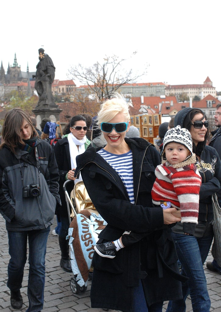 Gwen and Kingston Czech In