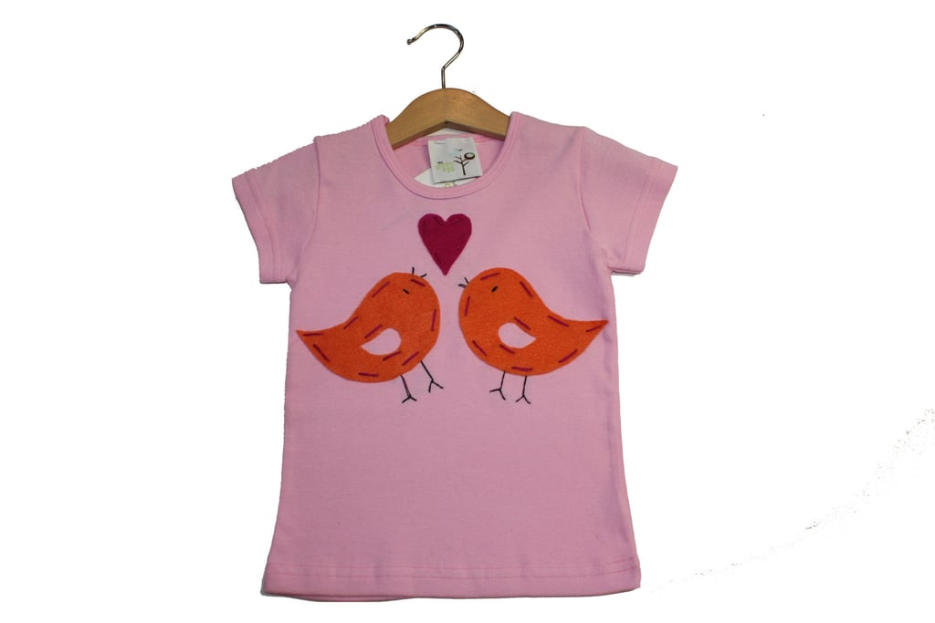 Be My Valentine Love Birds Shirt ($24)
