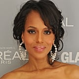 Kerry Washington was the picture of pretty for an event in NYC.