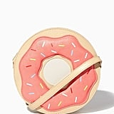 Charming Charlie Frosted Donut Crossbody Bag ($25)