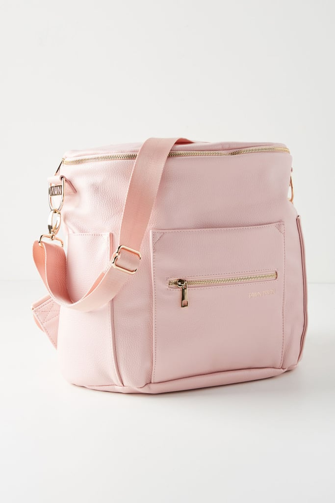 Anthropologie Fawn Diaper Bag