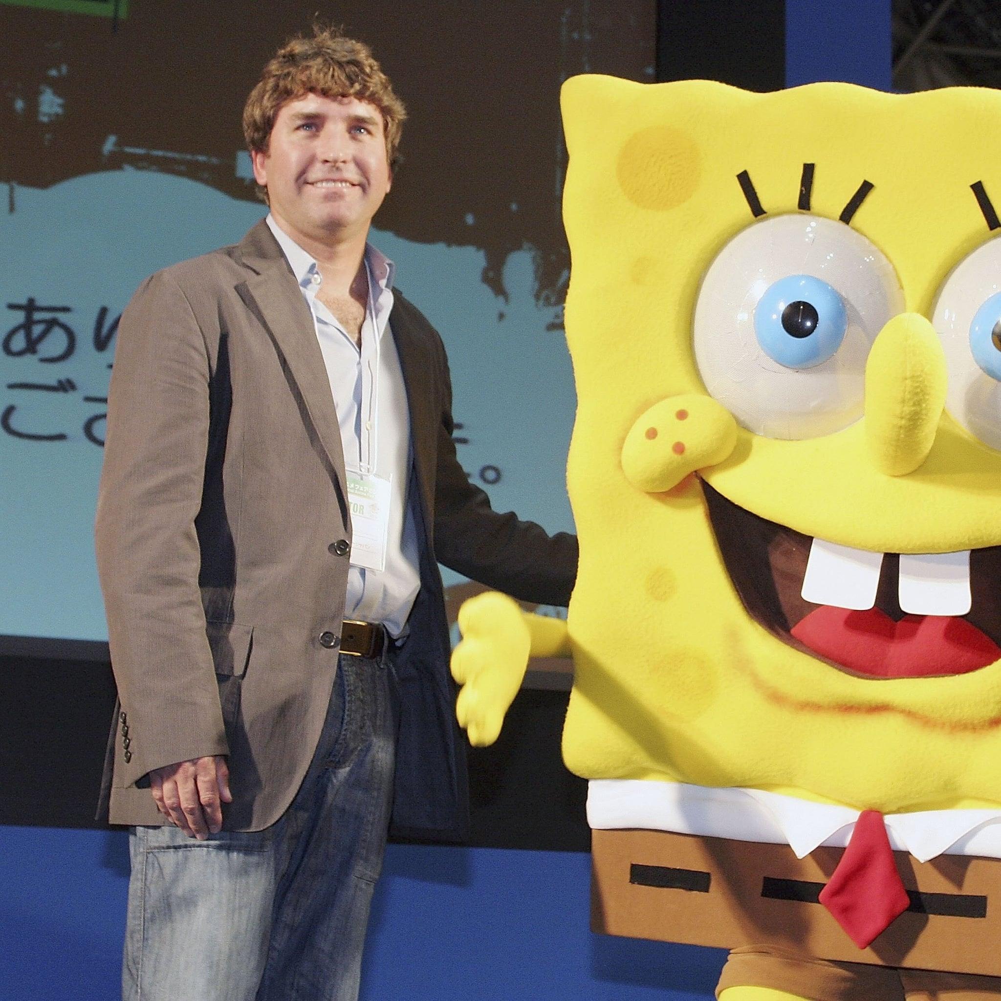 Spongebob squarepants memes for stephen hillenburgs death popsugar entertainment