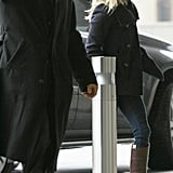 Pictures of Reese Witherspoon in Century City
