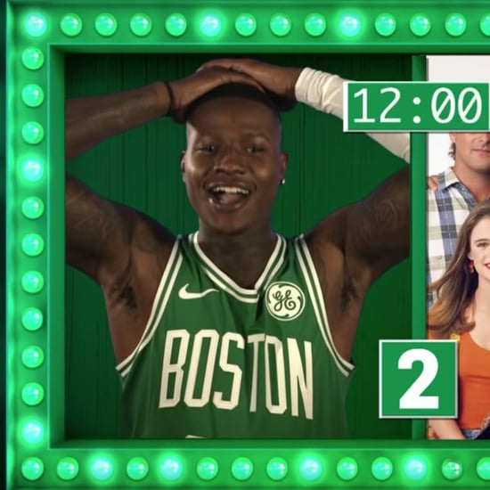 NBA Players Guessing TV Shows Video