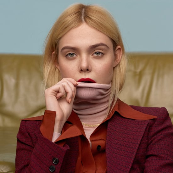 Elle Fanning in Marie Claire's February 2020 Issue