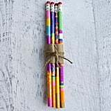 Whimsical Neon Pencils