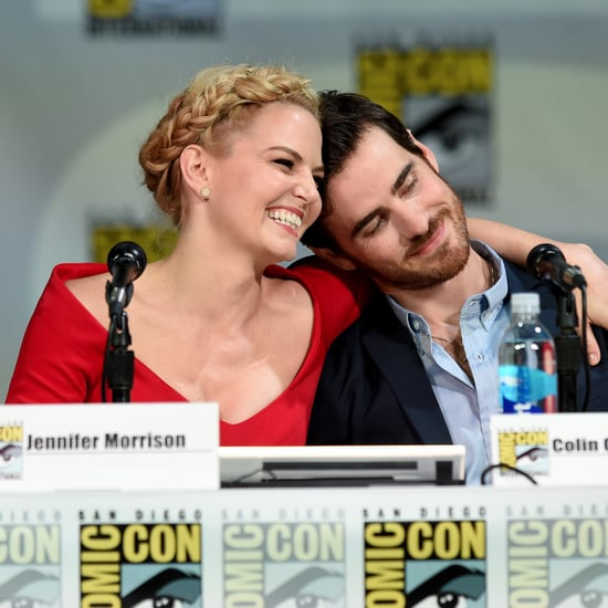 Jennifer Morrison and Colin O'Donoghue Pictures