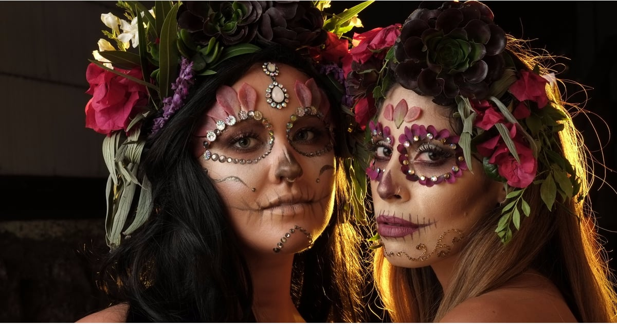 is sugar skull makeup offensive popsugar latina