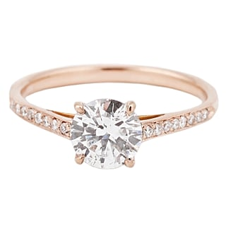 Rose Gold Wedding Ring Ideas