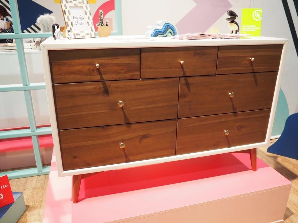 Babyletto Palma Mid-Century Dresser