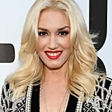Gwen Stefani at the American Music Awards 2012