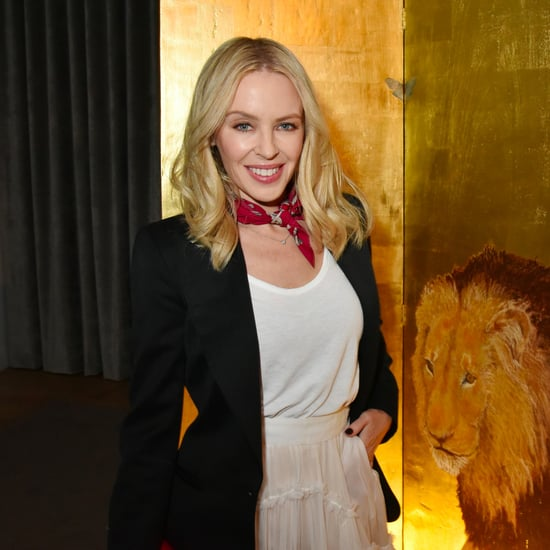 Kylie Minogue Is a Single Lady Again