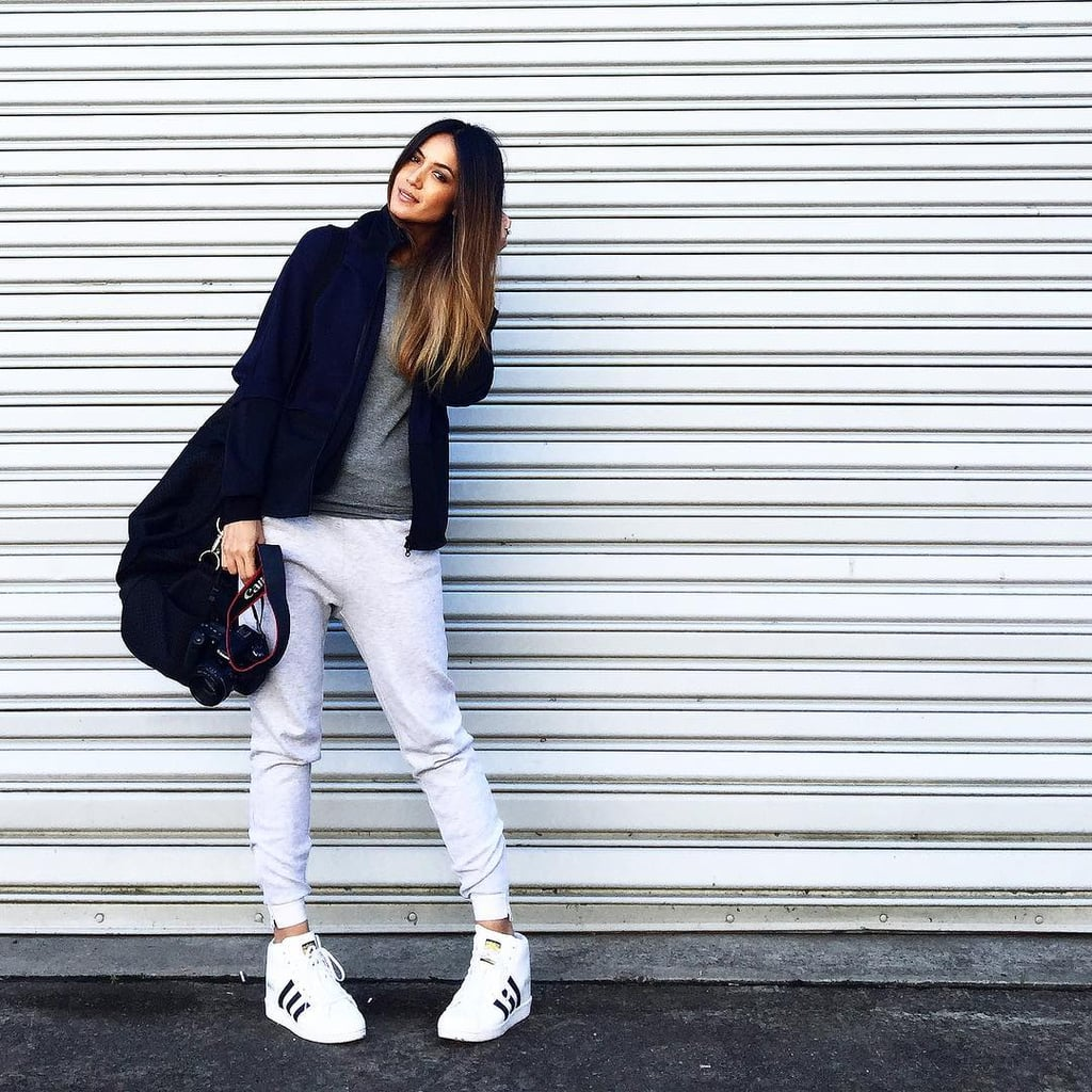 Style Up Your Sweatpants