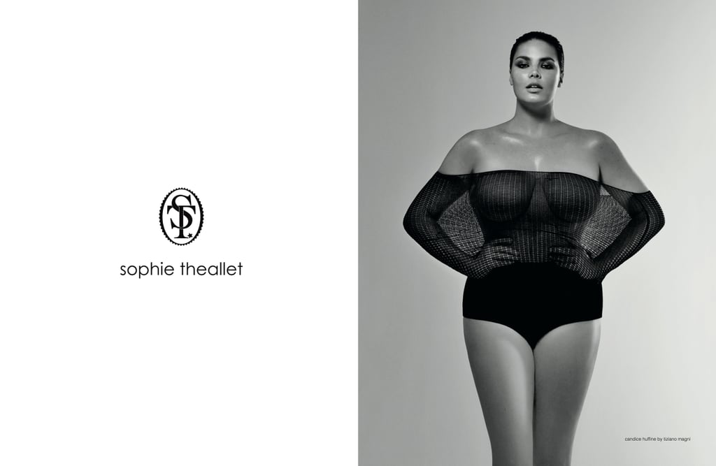 """This Model May Be """"Plus Size,"""" but This Campaign Is Not"""