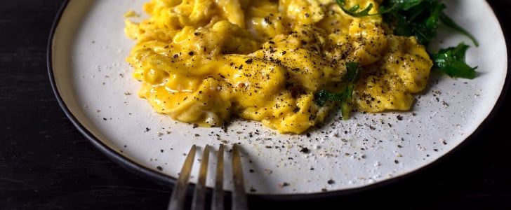 8 Scrambled Egg Recipes With a Secret Ingredient You'd Never Guess