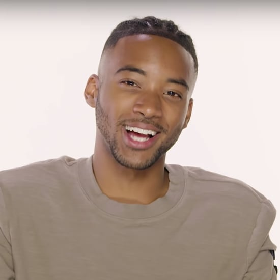 Algee Smith Sings Beyoncé in Elle's Song Association Video