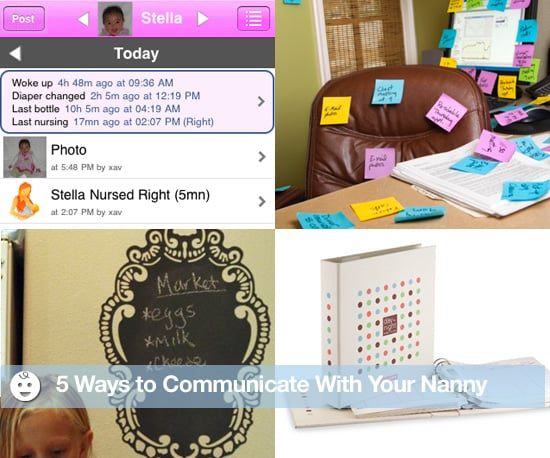 Ways to Communicate with Nanny